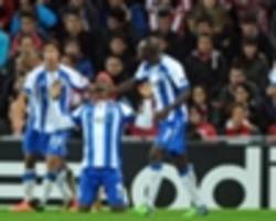 jackson: porto want champions league final